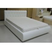Кровать Верона 2 1600*2000 с подъёмным механизмом и коробом для белья