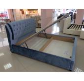 Кровать Верон 5/1 1200*2000 с подъёмным механизмом и коробом для белья