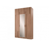 Шкаф 3х створчатый для одежды фирмы БТС