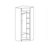 МС Мария-Луиза шкаф угловой 900