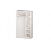 МС Мона шкаф 1202 (вудлайн кремовый/крокодил белый)