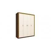 МС Айрум шкаф для одежды 1744