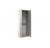 МС Габриэлла шкаф с зеркалами 800 (вудлайн кремовый/сандал белый)