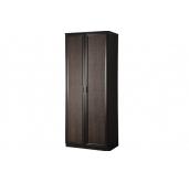 МС Волжанка шкаф 800 (венге/крок коричневый)