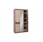 МС Стелла шкаф 1352 (ясень шимо тёмный/ясень шимо светлый)