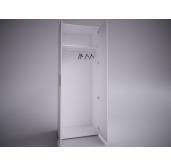 Селена шкаф 2-х створчатый 800 для гостиниц