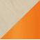 Дуб Линдберг/Оранжевый металлик