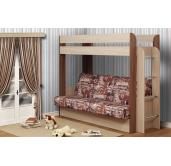 Кровать двухъярусная Немо без верхнего матраса