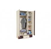 МД Некст шкаф для одежды 1400