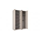 МД Миндаль шкаф для одежды 1602