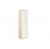 МГ Алабама шкаф-пенал 06.110-01 (дуб сонома/белый глянец)