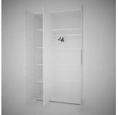 ГМ Сорренто шкаф 3-х створчатый 1200 без зеркала