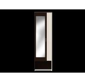 МП Ольга шкаф 2-х створчатый 600 с зеркалом
